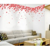 Wall Decals Floral Wall Decals HM17250