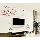 Wall Decals: Floral Wall Decals HM17260