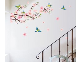 Floral Wall Decals HM17260