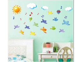 Birds Wall Decals HM17265