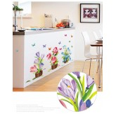 Floral Wall Decals HM17274