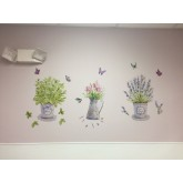 Wall Decals: Kitchen Wall Decals HM17299