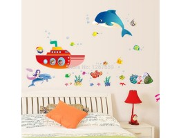 Sea World Wall Decals HM1759