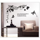 Wall Decals: Floral Wall Decals HM1817