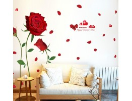 Floral Wall Decals HM18178