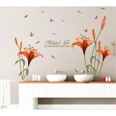 Wall Decals Floral Wall Decals HM18195