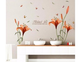Floral Wall Decals HM18195