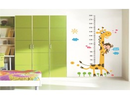 Kids Height Chart Wall Decals HM1831