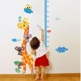 Wall Decals Animals Wall Decals HM19002