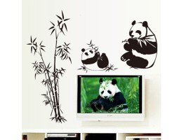 Panda Wall Decals HM19051