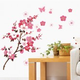 Wall Decals: Floral Wall Decals HM19053