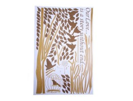 Tree Wall Decals HM19055