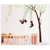 Wall Decals: Tree Wall Decals HM19058