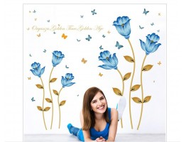 Floral Wall Decals HM19080