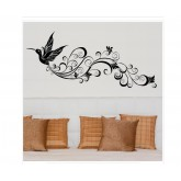 Wall Decals: Bird Wall Decals HM19082