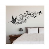 Wall Decals Bird Wall Decals HM19082