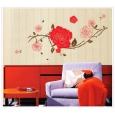 Wall Decals: Floral Wall Decals HM19096