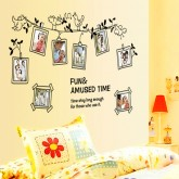 Wall Decals Photo Frame Wall Decals HM19136