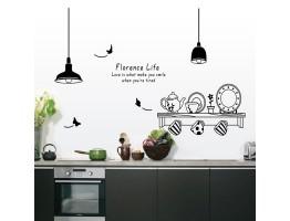 Kitchen Wall Decals HM19141