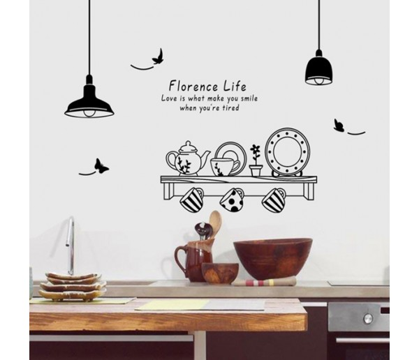 Wall Decals: Kitchen Wall Decals HM19141