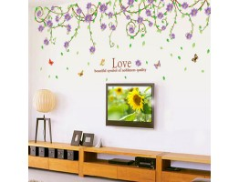 Floral Wall Decals HM19150B