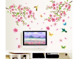 Floral Wall Decals HM19158