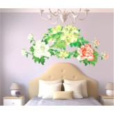Wall Decals Floral Wall Decals HM1916