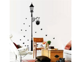 Garden Lamp Wall Decals HM19200
