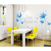Wall Decals: Floral Wall Decals HM19218