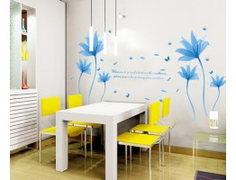 Floral Wall Decals HM19218