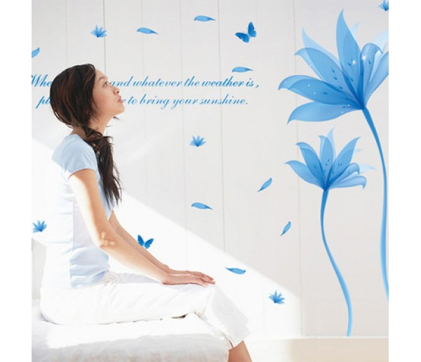 Wall Decals Floral Wall Decals HM19218
