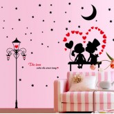 Wall Decals: Heart Wall Decals HM19266