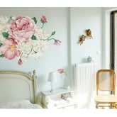 Wall Decals: Floral Wall Decals HM1927