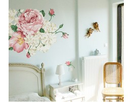 Floral Wall Decals HM1927