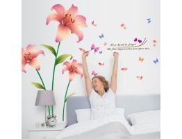 Floral Wall Decals HM19274