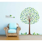 Tree Wall Decals HM1955