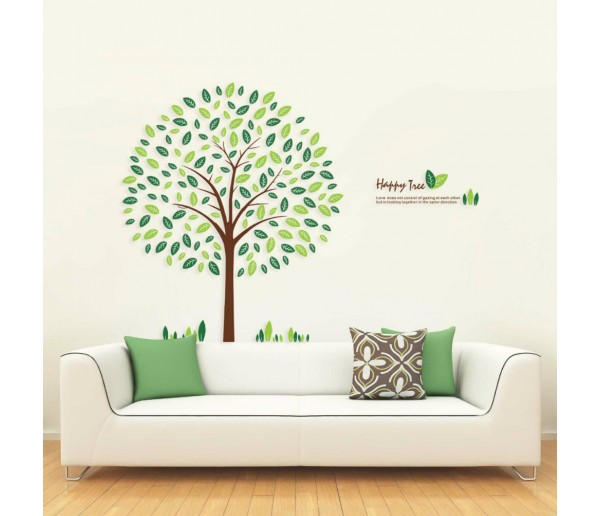 Wall Decals: Tree Wall Decals HM1955