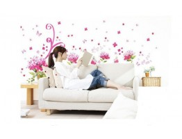 Floral Wall Decals HM1957