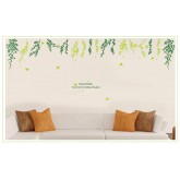 Wall Decals: Leaves Wall Decals HM1988