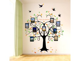 Photo Frame Tree Wall Decals HM1SK2010W