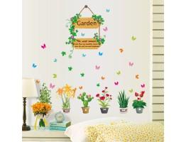 Garden Wall Decals HM1SK7066