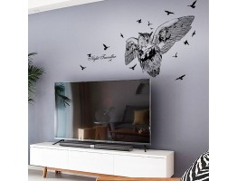 Owl Bird Wall Decals HM1SK7108