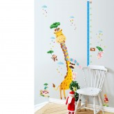 Wall Decals Kids Height Chart Wall Decals HM1SK9030