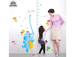Kids Height Chart Wall Decals HM1SK9111