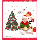Wall Decals: Christmas Tree Wall Decals HM1SK9116