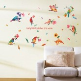Wall Decals: Birds Wall Decals HM1SK9203