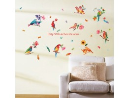 Birds Wall Decals HM1SK9203