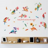Wall Decals Birds Wall Decals HM1SK9203