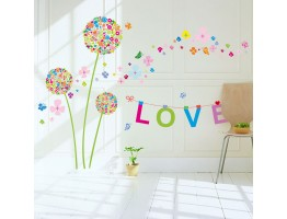 Dandelion Wall Decals HM1XH9233