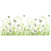 Wall Decals Dandelion Wall Decals HM1XL7116